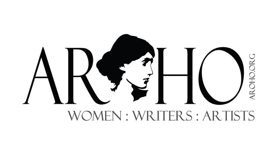 a room of her own foundation logo for women writers and artists